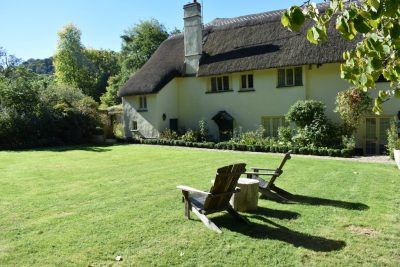 lovely thatched cottage and garden in rural idyll, new property trends emerge