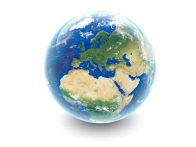Image of the world, an uncertain recovery for the global economy